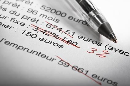 Courtier en crédit, renégociation de prêt ou d'emprunt immobilier.
